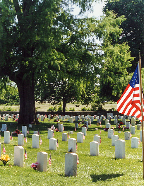 Fort Scott Cemetery image