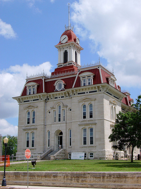 Chase County Courthouse image