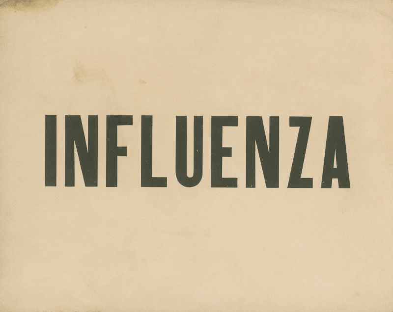 Influenza Sign image