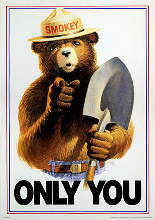 Smokey Bear image