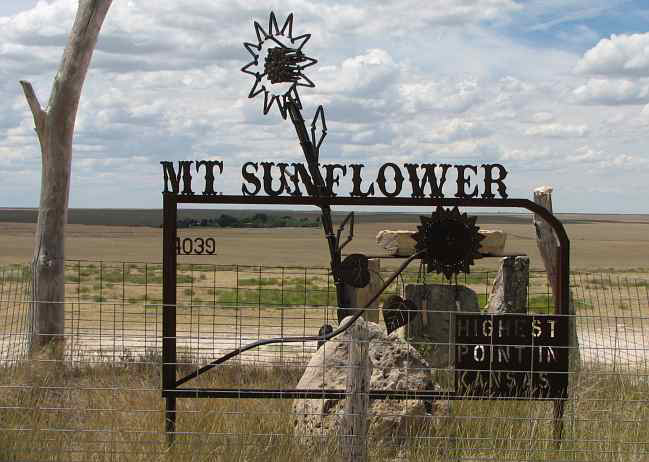 Mount Sunflower image