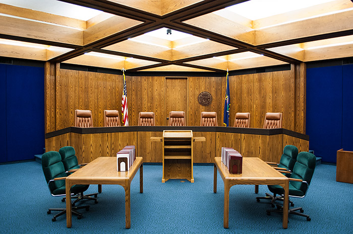 Court of Appeals courtroom image