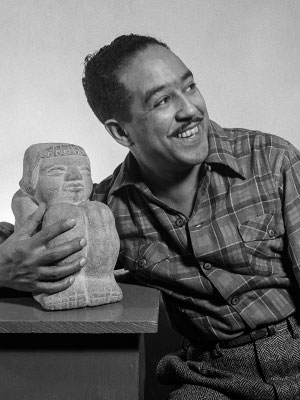 Langston Hughes image